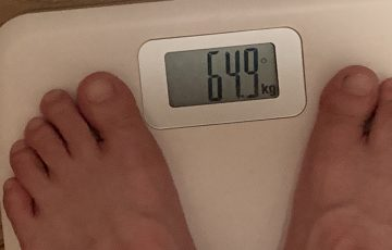 約65キロ!
