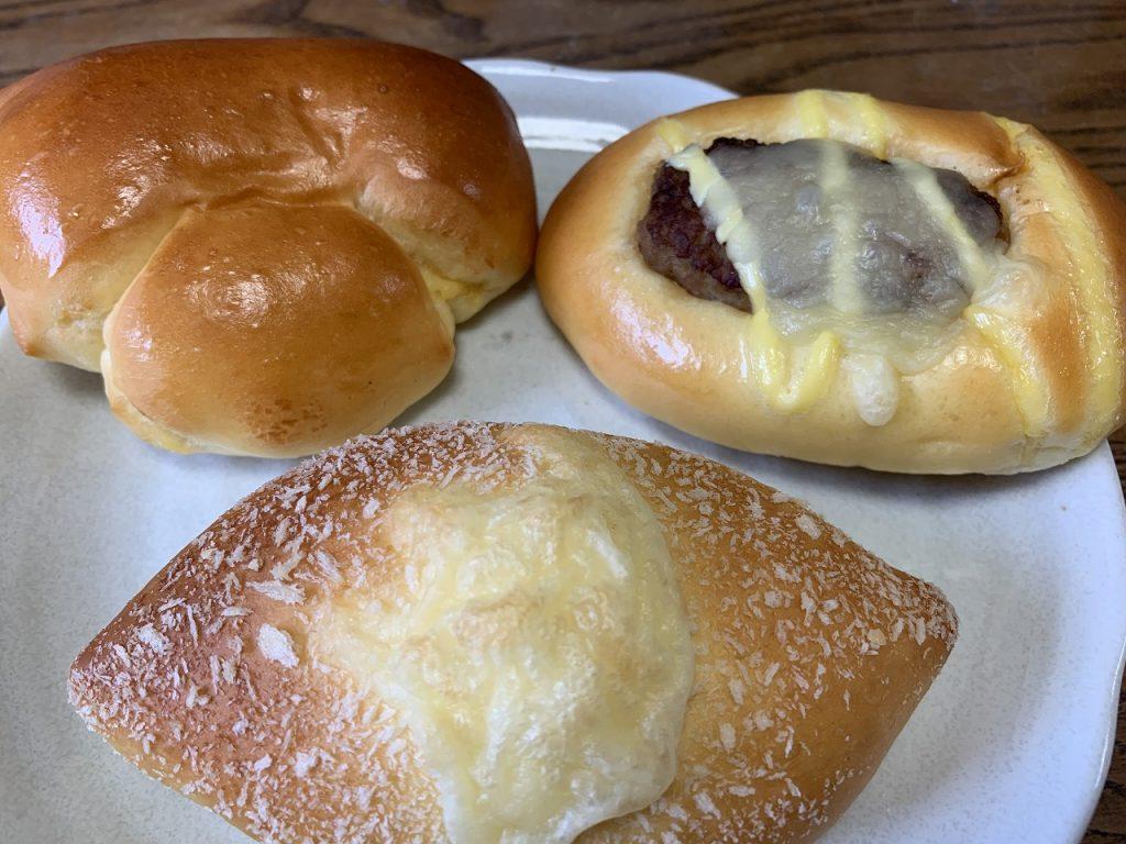 惣菜パン各種
