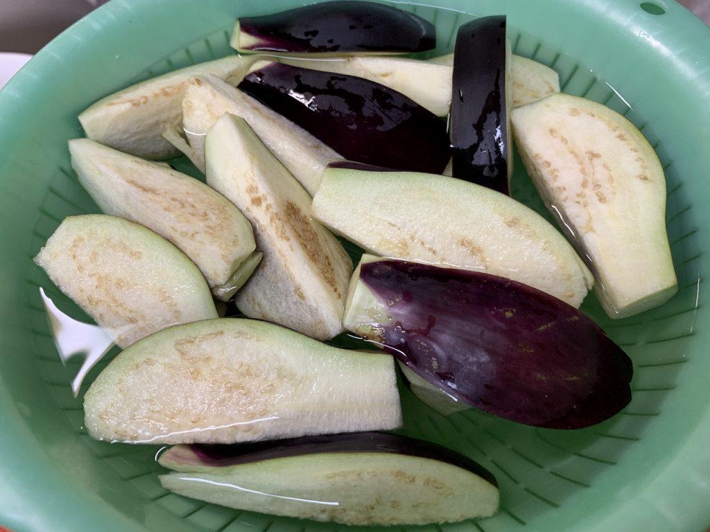 貰い過ぎの夏野菜の消費方法/夢がふっとつ!