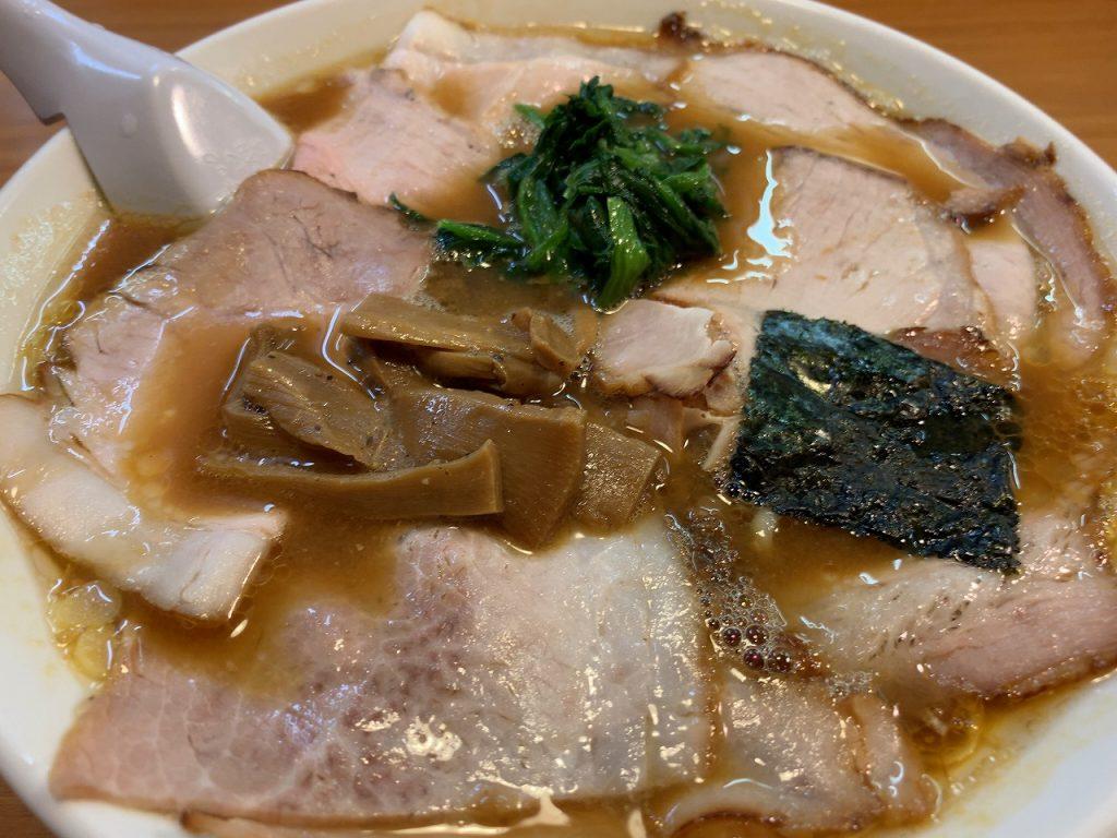 ヒグマ 味噌チャーシュー