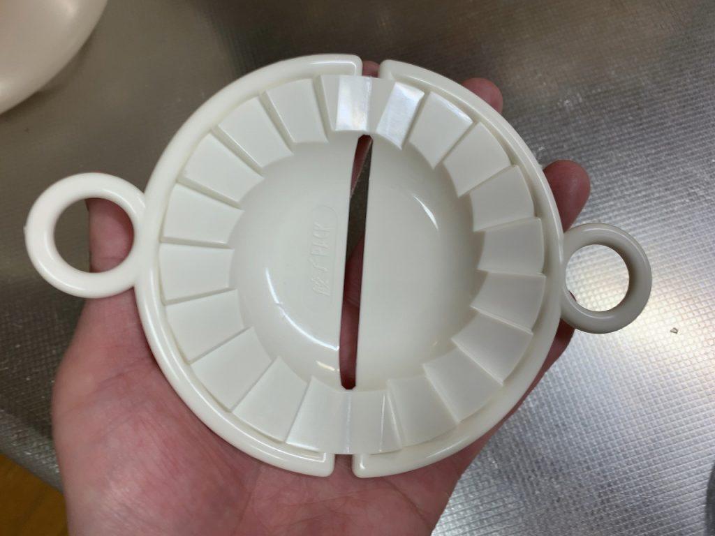 餃子包み器