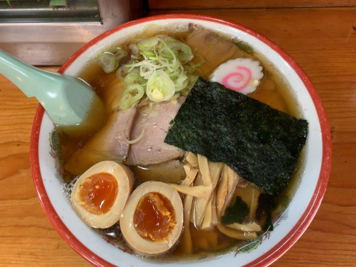 チャーシュー麺800円。