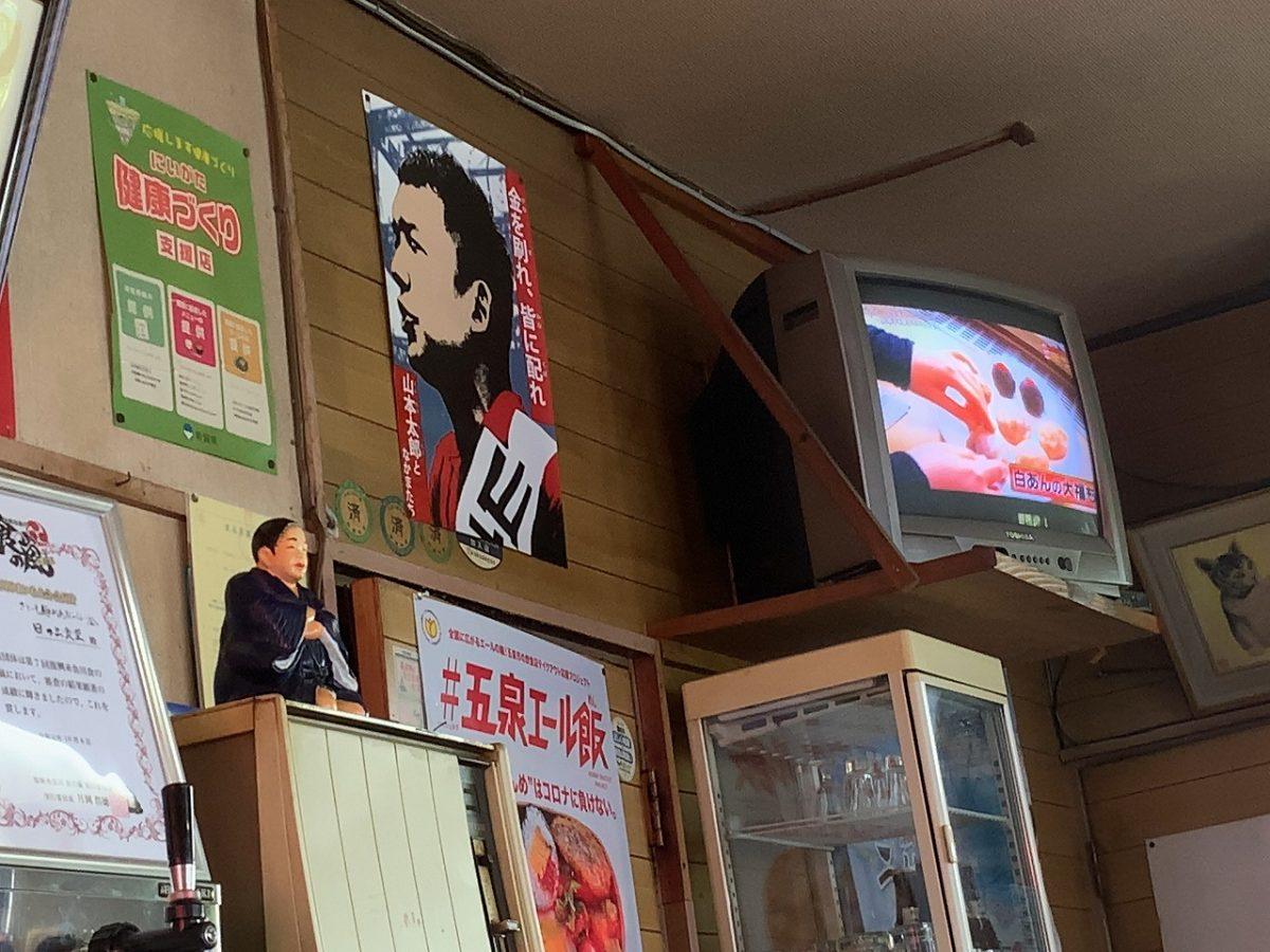 山本太郎のポスターです。
