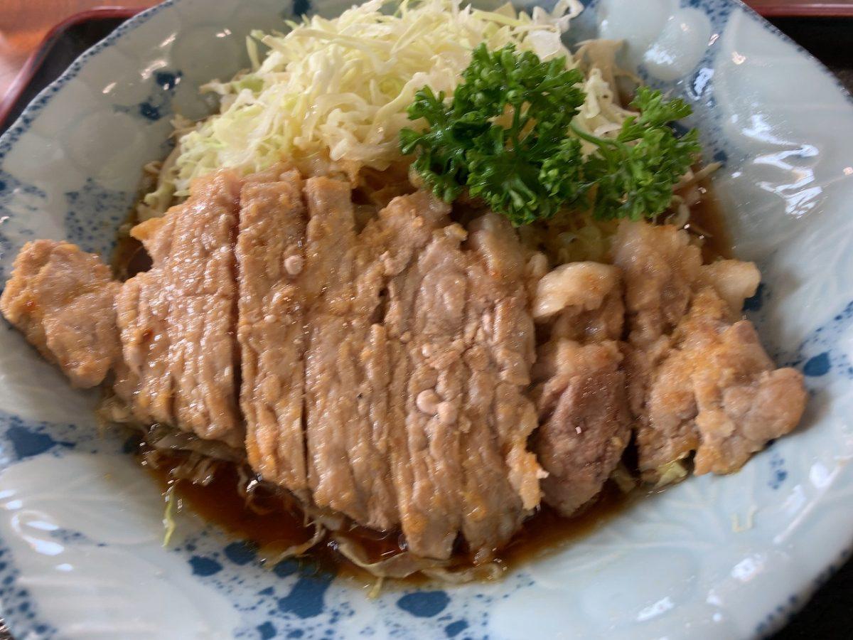 八号線食堂の焼き肉!