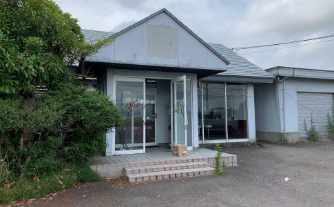 新潟市南区 元「どさん子白根店」の餃子専門店