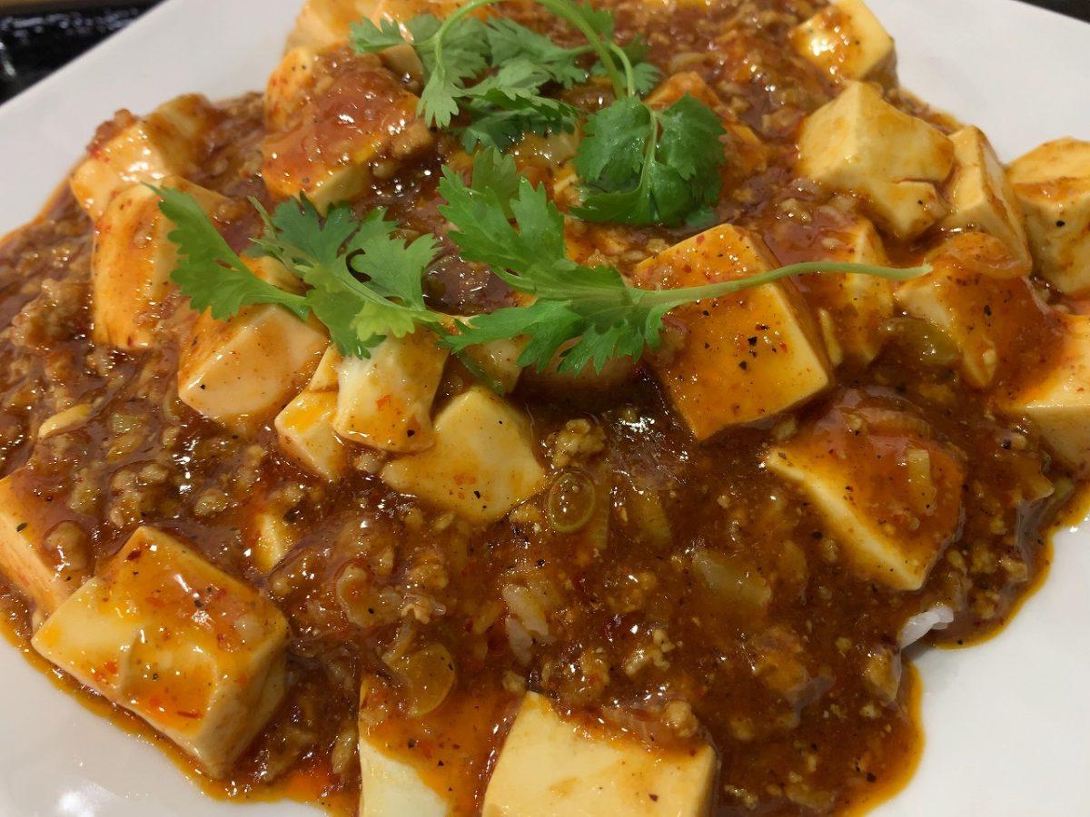三条市 麺屋じろ吉 今年も限定麻婆豆腐の始まりです