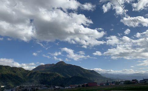 長野市までドライブ