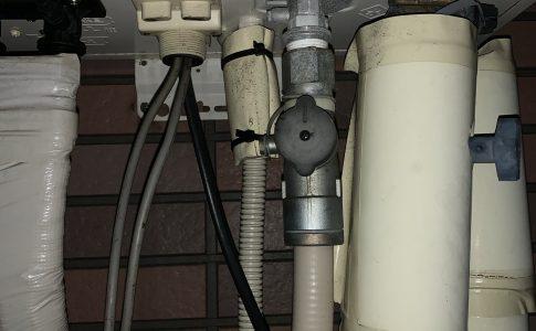 給湯器が凍ってしまった 給湯器からお湯が出ない