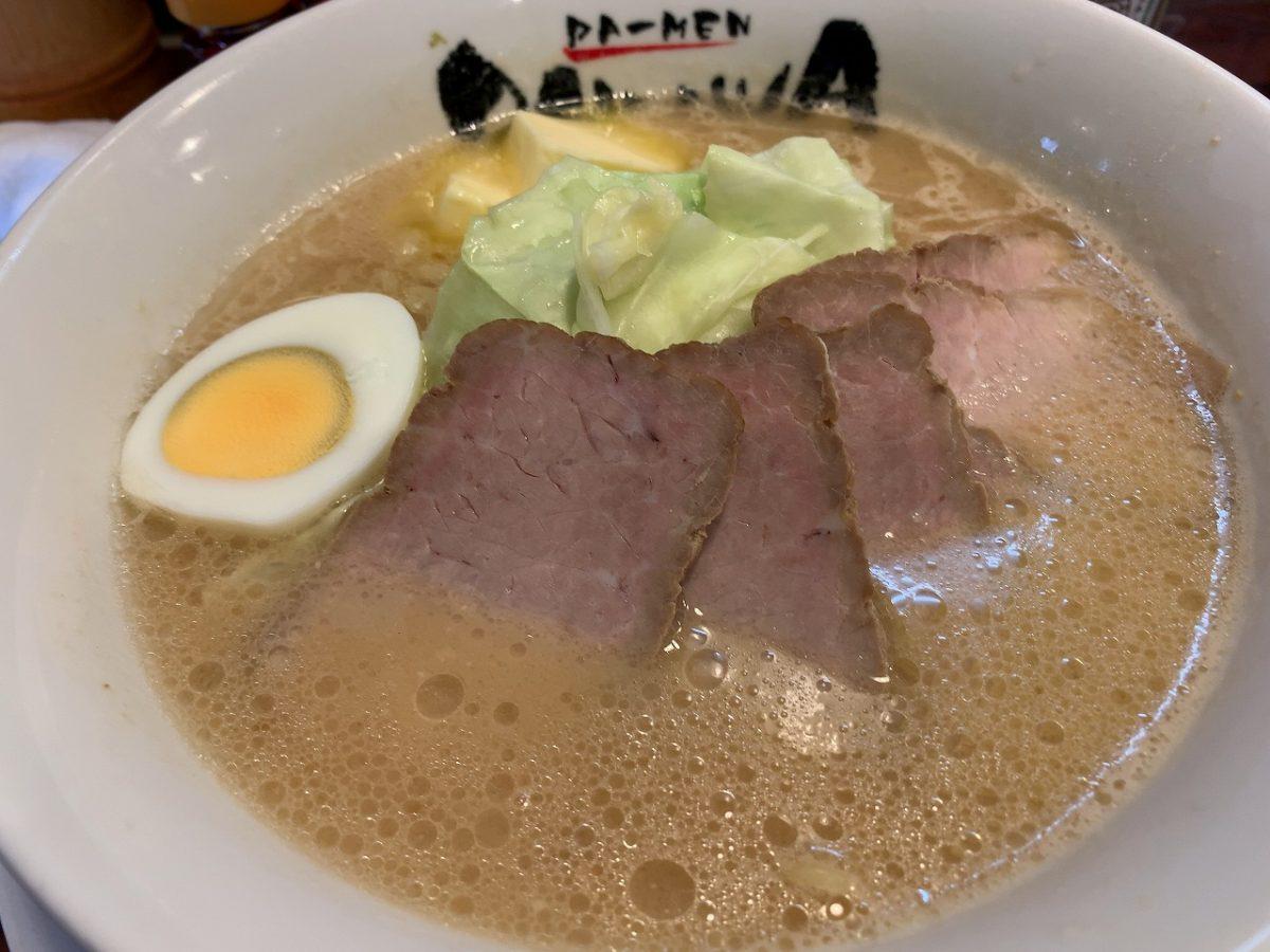 新潟市江南区 RA-MEN OGIKAWA 亀田店