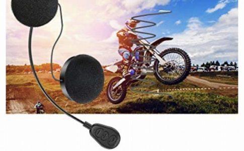 ヘルメットに Bluetooth ヘッドホンを付けてみた!