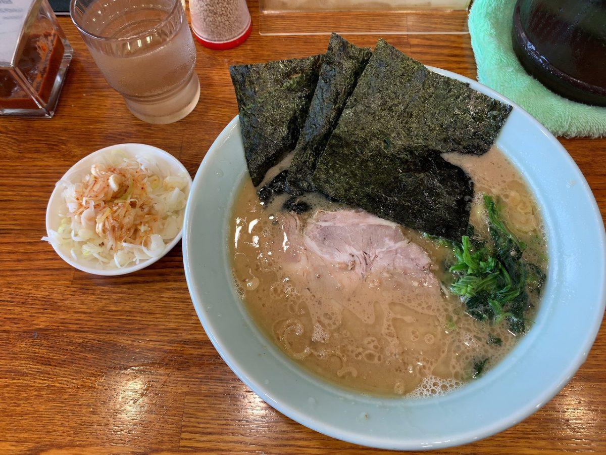 新潟市西区 心一家 定期的に食べたくなる味